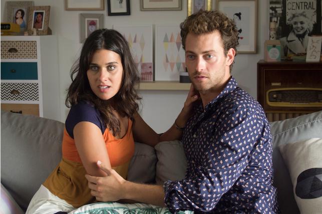 Peter Vives i Cristina Brondo a Mil coses que faría per tu
