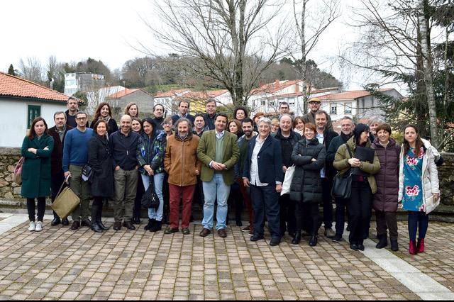 Associacions durant la reunió pel FASA