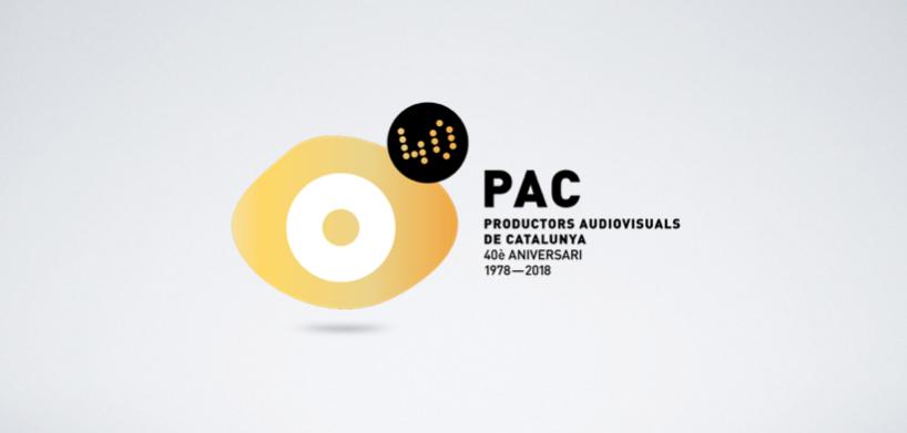Logo 40 anys de PAC